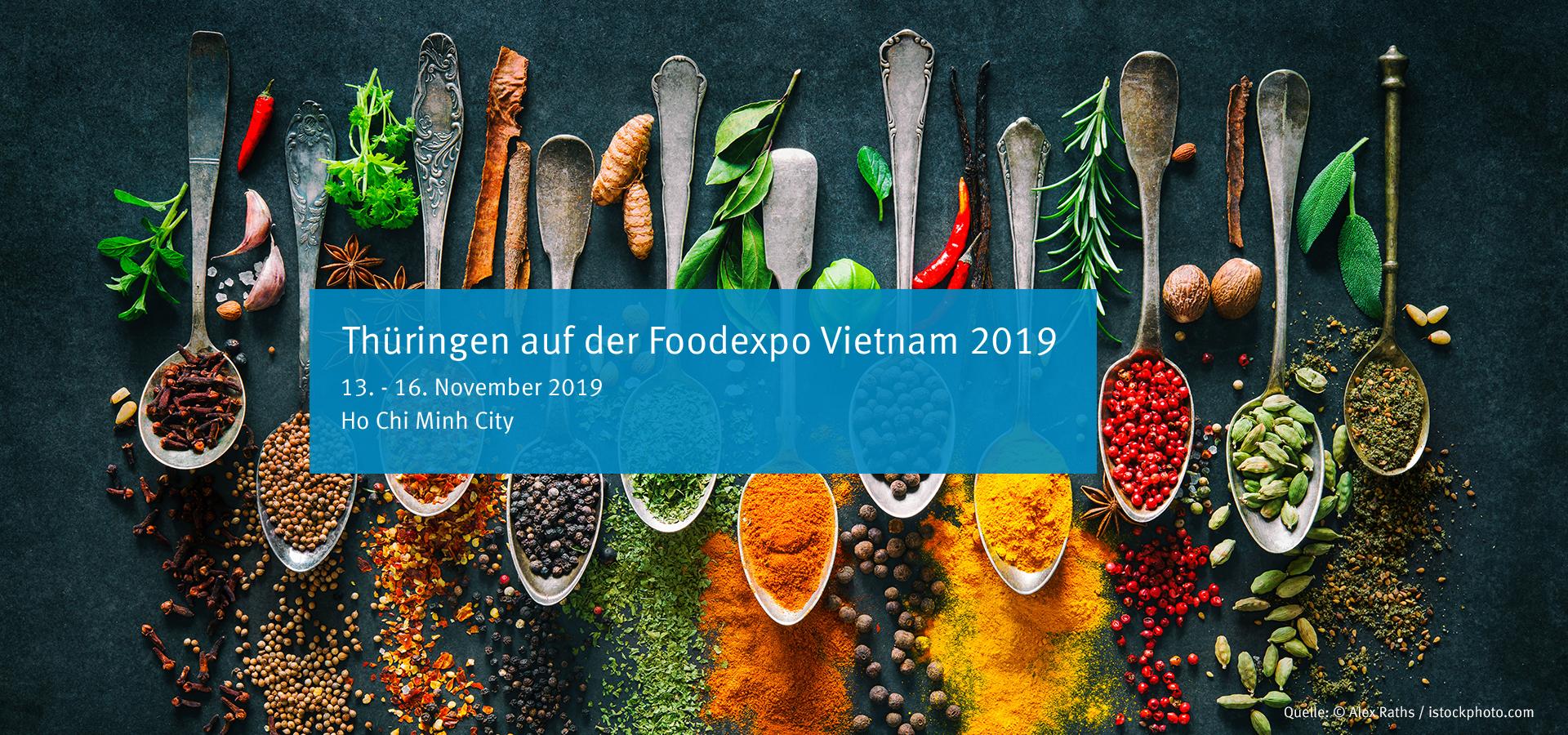 Foodexpo Vietnam 2019 | Thüringen International